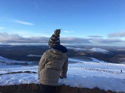Winter Sports Cairngorms